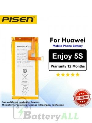 Original Pisen Battery For Huawei Enjoy 5s Battery