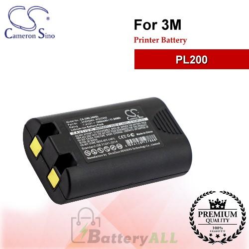 CS-DML360SL For 3M Printer Battery Fit Model PL200