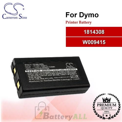 CS-DML300SL For DYMO Printer Battery Model 1814308 / W009415