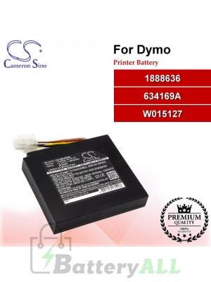 CS-DML500SL For DYMO Printer Battery Model 1888636 / 634169A / W015127