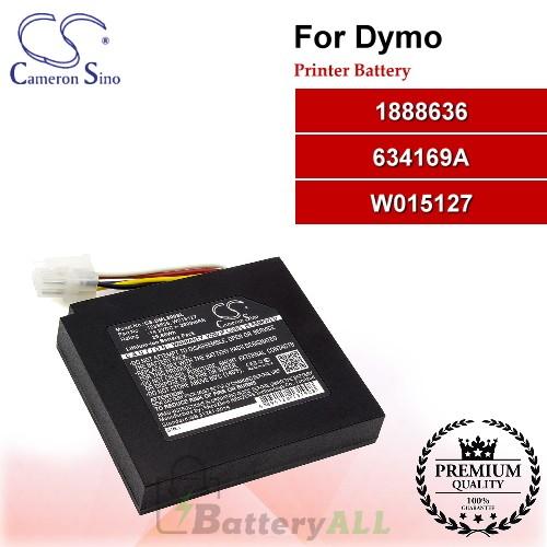 CS-DML500SL For DYMO Printer Battery Model 1888636 / 634169A / W015127