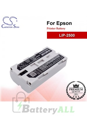 CS-ESP600BL For Epson Printer Battery Model LIP-2500