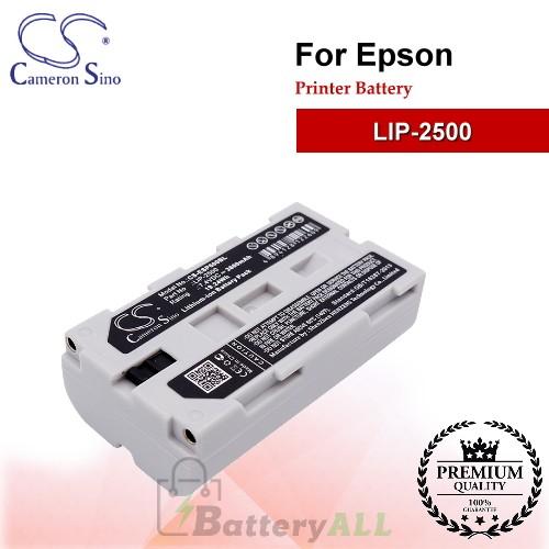 CS-ESP600BL For Epson Printer Battery Model LIP-2500