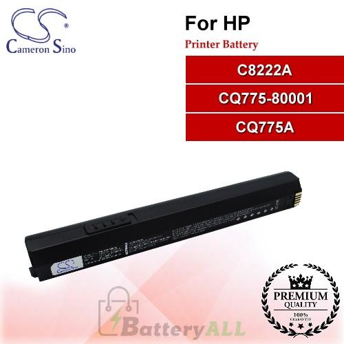 CS-HTP460SL For HP Printer Battery Model C8222A / CQ775-80001 / CQ775A