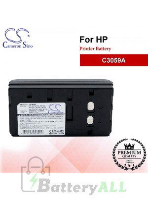 CS-NP55 For HP Printer Battery Model C3059A
