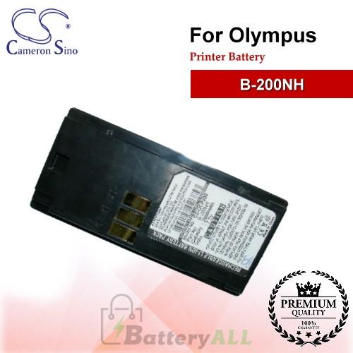 CS-OCP200 For Olympus Printer Battery Model B-200NH