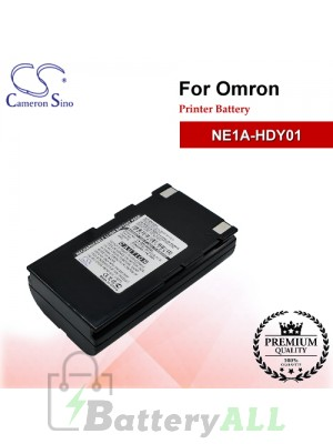 CS-SPU465SL For Omron Printer Battery Fit Model NE1A-HDY01
