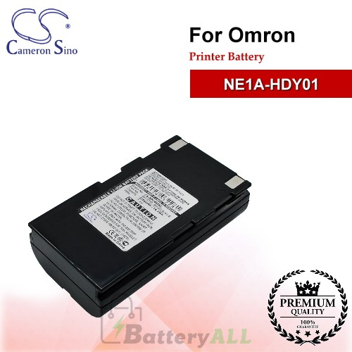 CS-SPU465SL For Omron Printer Battery Fit Model NE1A-HDY01