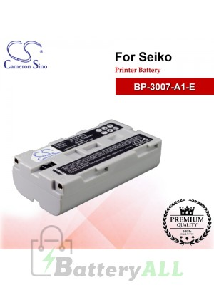 CS-SDP445SL For Seiko Printer Battery Model BP-3007-A1-E