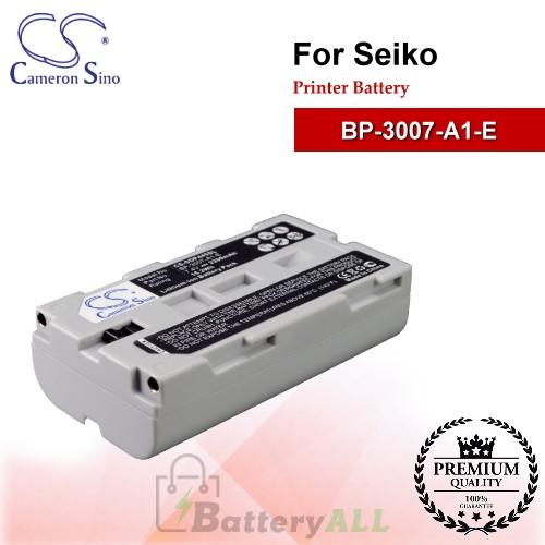 CS-SDP445SL For Seiko Printer Battery Model BP-3007-A1-E