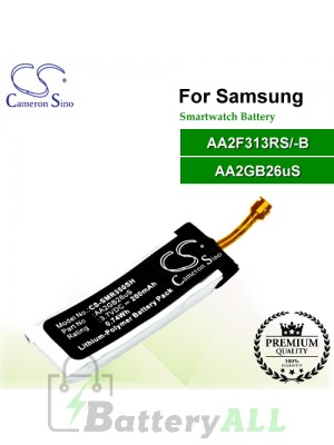 CS-SMR350SH For Samsung Smartwatch Battery Model AA2F313RS/-B / AA2GB26uS