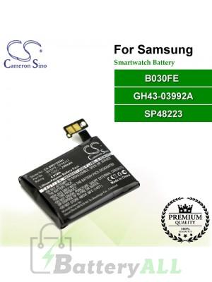 CS-SMV700SH For Samsung Smartwatch Battery Model B030FE / GH43-03992A / SP48223