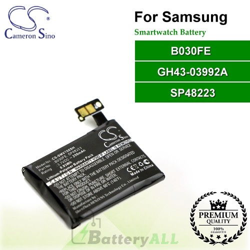 CS-SMV700SH For Samsung Smartwatch Battery Model B030FE / GH43-03992A / SP48223