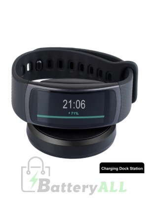 For Samsung Gear Fit2 Smart Bracelet Charging Cradle Dock Charger CA0100B