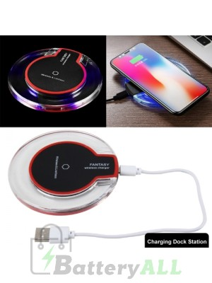 Safety Wireless - Limitless QI-standard Wireless Charger Fast Charging Charger CMS2456