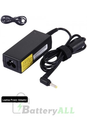 19.5V 2.05A 40W 4.0x1.7mm Laptop Notebook Power Adapter Charger with Power Cable for HP Mini 1131TU 017TU 1000 1014TU 1103TU 1119TU 1010TU 1103 110 210 LA3001