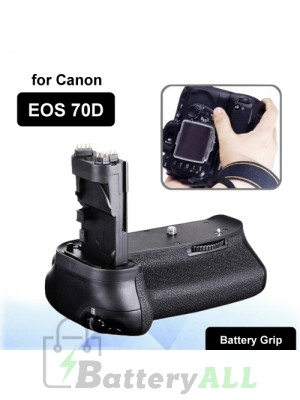 Camera Battery Grip BG-1T for Canon EOS 70D Camera S-DBG-0004