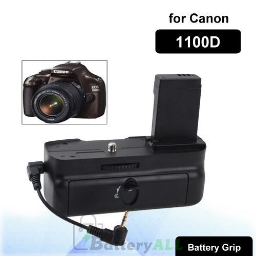 Camera Battery Grip For Canon 1100D with Two Battery Holder S-DBG-0114