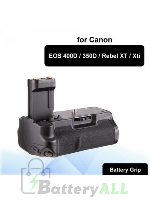 BG-1B Camera Battery Grip for Canon EOS 400D / 350D / Rebel XT / Xti S-DBG-0130