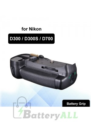 BG-2D Camera Battery Grip for Nikon D300 / D300S / D700 S-DBG-0135
