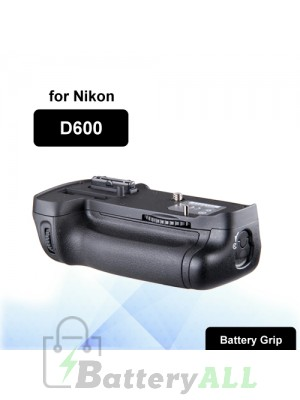Camera Battery Grip for Nikon D600 S-DBG-0137