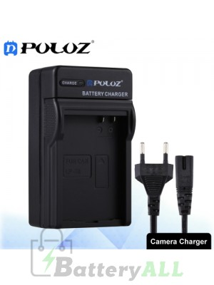 PULUZ Camera Battery Charger with Cable for Canon LP-E8 Battery PU2209