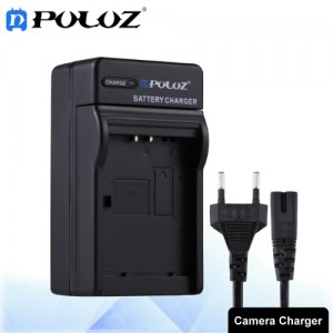 PULUZ Camera Battery Charger with Cable for Canon LP-E12 Battery PU2211