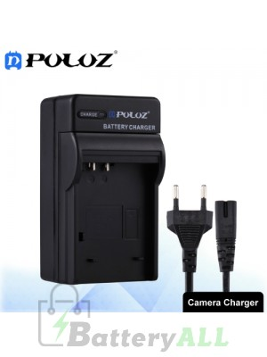 PULUZ Camera Battery Charger with Cable for Canon NB-6L Battery PU2225