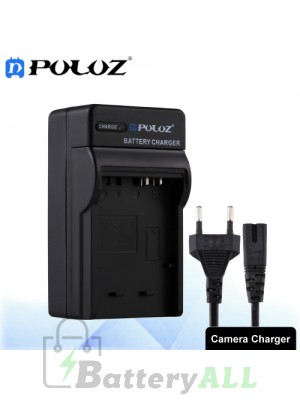 PULUZ Camera Battery Charger with Cable for Canon NB-10L Battery PU2226