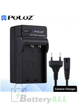PULUZ Camera Battery Charger with Cable for Fujifilm NP-95 Battery PU2218