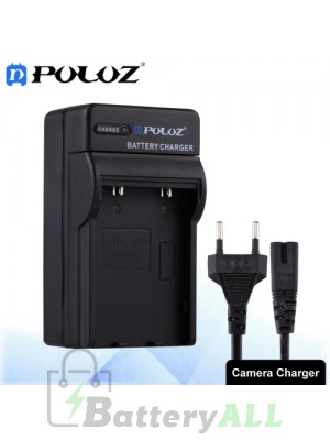 PULUZ Camera Battery Charger with Cable for Nikon EN-EL5 Battery PU2203