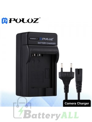 PULUZ Camera Battery Charger with Cable for Nikon EN-EL12 Battery PU2204