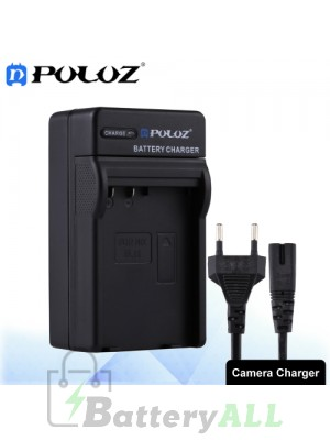 PULUZ Camera Battery Charger with Cable for Nikon EN-EL15 Battery PU2206
