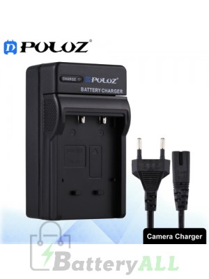 PULUZ Camera Battery Charger with Cable for Nikon EN-EL19 Battery PU2207
