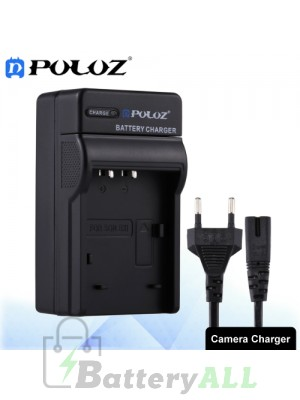 PULUZ Camera Battery Charger with Cable for Sony BX1 Battery PU2213
