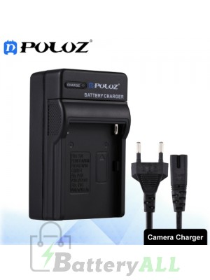 PULUZ Camera Battery Charger with Cable for Sony NP-F550 / F970 / F960 / F770 / F750 / F570 Battery PU2230