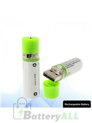 1450mAh USB AA Rechargeable battery S-TC-0305