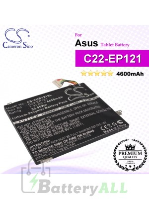 CS-AUB121SL For Asus Tablet Battery Model C22-EP121