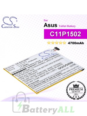 CS-AUC300SL For Asus Tablet Battery Model C11P1502 ( 1ICP3/108/118 ) / C11P1517 ( 1ICP3/108/118 )
