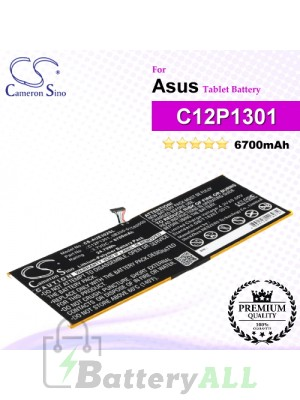 CS-AUE302SL For Asus Tablet Battery Model 0B200-01580000 / C12P1301