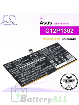 CS-AUE303SL For Asus Tablet Battery Model C12P1302