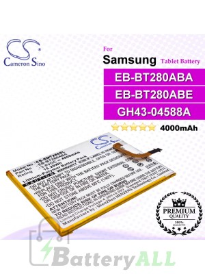 CS-SMT280SL For Samsung Tablet Battery Model EB-BT280ABA / EB-BT280ABE / GH43-04588A