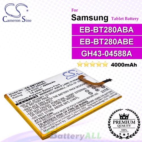 CS-SMT280SL For Samsung Tablet Battery Model EB-BT280ABA / EB-BT280ABE / GH43-04588A
