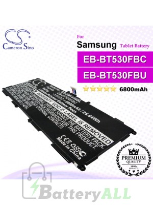 CS-SMT530SL For Samsung Tablet Battery Model EB-BT530FBC / EB-BT530FBU
