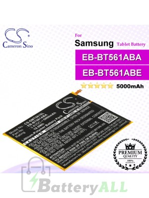 CS-SMT561SL For Samsung Tablet Battery Model EB-BT561ABA / EB-BT561ABE