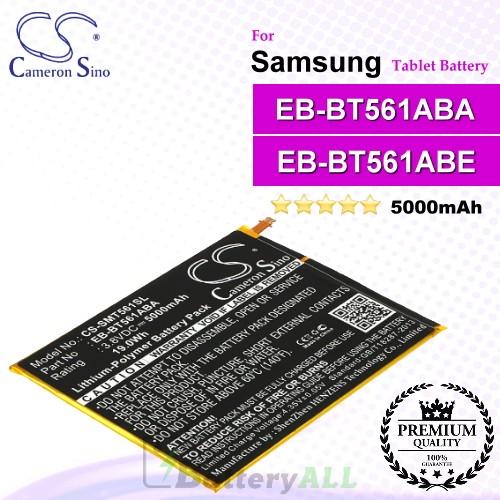 CS-SMT561SL For Samsung Tablet Battery Model EB-BT561ABA / EB-BT561ABE