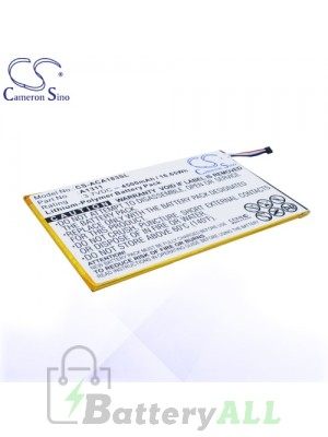 CS Battery for Acer A1311 / KT.0010M.004 / Iconia Tab 8 / A1-830 Battery TA-ACA183SL